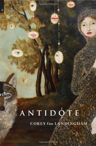 Antidote (OSU JOURNAL AWARD POETRY)