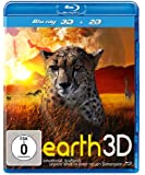 Earth 3D [3D Blu-ray]