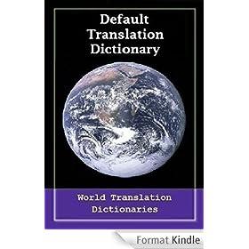 Default Translation Dictionary - Catalan to English - Primary Dictionary (Defecte Traducci� Diccionari - catal� al Diccionari Angl�s - Diccionari Prim�ria principal) (English Edition)