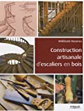 echange, troc Willibald Mannes - Construction artisanale d'escaliers en bois