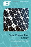 Solar Photovoltaic Energy (Iet Renewable Energy)