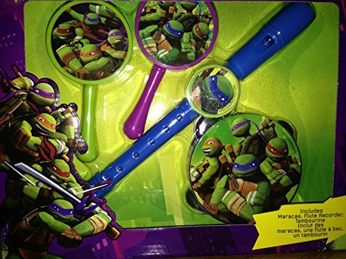 Teenage Mutant Ninja Turtles Music Set - 1