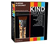 Peaceworks Kind Fruit & Nut Bar Almond & Coconut 12 bars