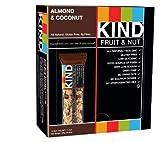 Peaceworks Kind Fruit & Nut Bar Almond & Coconut 12 bars