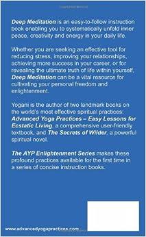 MEDITATION YOGANI DEEP PDF