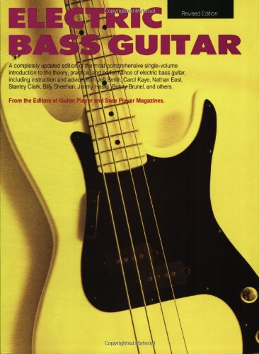 Electric Bass Guitar - Revised Edition Softcover (Guitar Player Basic Library)