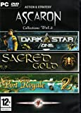 Ascaron Collection Volume 2. Includes Dark Star One - Sacred Gold - Port Royale 2 (PC) XP & Vista