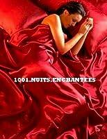 Parure de Lit Satin Rouge 6 pcs Housse de Couette 200x200 Taies Drap Housse lit 140 cm