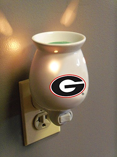 University Of Georgia Bulldogs Everscents Nightlight Fragrance Warmer