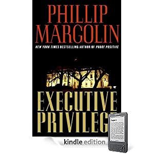 Executive Privilege Free with Bonus Material
