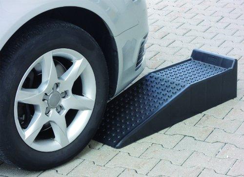 kunzer 7ark2 set di 2 rampe per auto in plastica. Black Bedroom Furniture Sets. Home Design Ideas