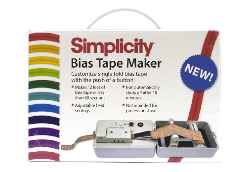 Buy Bargain Simplicity Bias Tape Machine