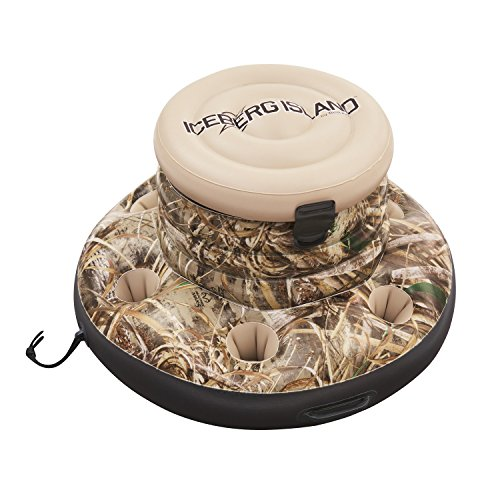 Bestway Realtree Max-5 Iceberg Island Floating Cooler