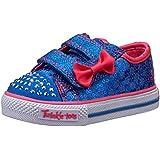 Skechers Shuffles Sweet Steps, Girls' Low-Top Sneakers