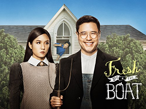 Fresh Off the Boat: Boy II Man / Season: 2 / Episode: 2 (2015) (Television Episode)