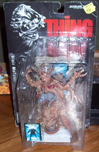 Picture of McFarlane Movie Maniacs 3 - The Thing Figure (B001F72QN6) (McFarlane Action Figures)