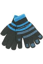 Women's Texting Gloves (Gripper Palm, Stretch Fit)