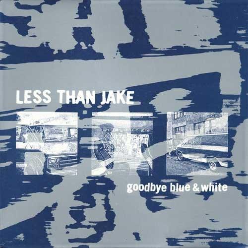 Goodbye Blue and White [Vinyl LP]