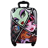 Monster High Hardshell Spinner Rolling Luggage Case