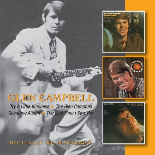 Glen Campbell - The Last Time I Saw Her - Zortam Music
