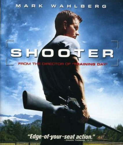 Cover art for  Shooter [Blu-ray]