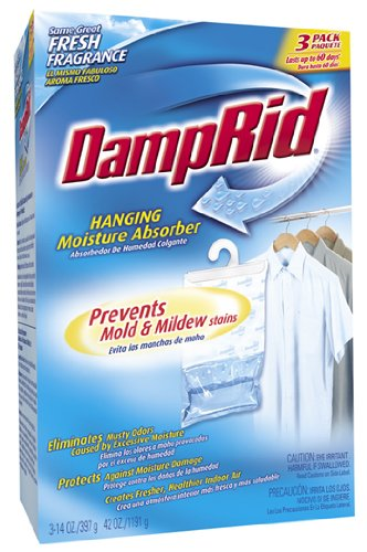Cheap Damp Rid Hanging Moisture Absorber 3Pk (FG83K)