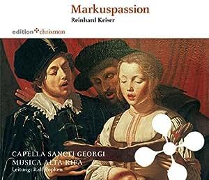 Markuspassion (Keiser,Reinhar