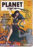 img - for Planet Stories 1947 Vol. 3 # 6 Winter: Black Priestess of Varga / Earth is Missing! / Me, Myself and I / Failure on Titan / The Running of the Zar / Among the Scented Ones / Earthbound / Duel in Black book / textbook / text book