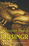 Christopher Paolini Brisingr: Book Three (The Inheritance cycle)