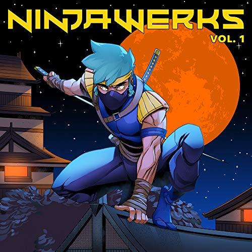 CD : VARIOUS ARTISTS - Ninjawerks, Vol. 1