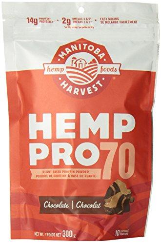 Manitoba Harvest Hemppro 70 Chocolate Flavor, 300gm