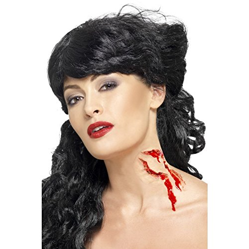 Bite Me Mutilation, Latex Fancy Dress Accessories Costume