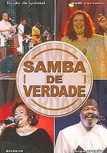 Amazon.com: Samba de Verdade - Fundo de Quintal/Beth Carvalho/Alcione