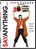 Say Anything... (20th Anniversary Edition) [Blu-ray]
