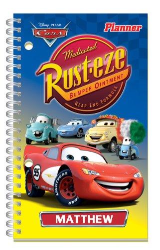 Disney Cars Planner - 1