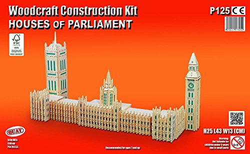 Camere del parlamento woodcraft construction kit for Camere del parlamento
