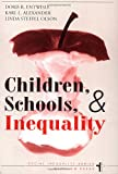 img - for Children, Schools, And Inequality (Social Inequality) book / textbook / text book