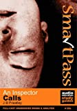 J.B. Priestley An Inspector Calls: Student Edition Audio Education Study Guide