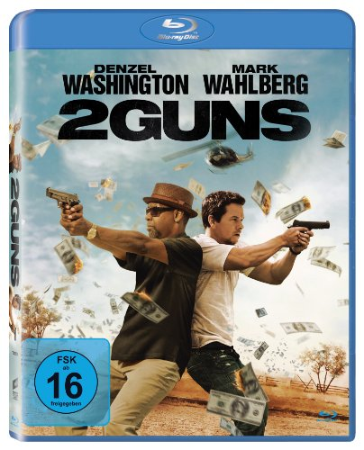 Два ствола / 2 Guns (2013) BDRip