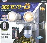 RITEX 360度センサーG ギガ ハロゲン 100W×2 G-5200