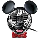 Fan: Disney Mickey Mouse #1 Fan Electric Fan by The Bradford Exchange