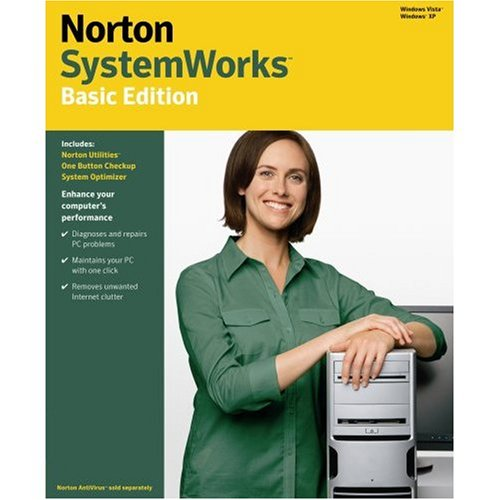 Norton SystemWorks 2008 Basic Edition 11.0