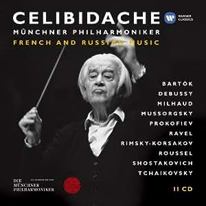 Celibidache Edition - French & Russian Music