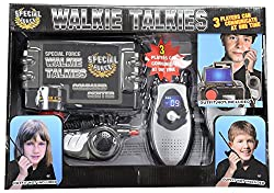Planet of Toys Walkie Talkie (Multi-Color)