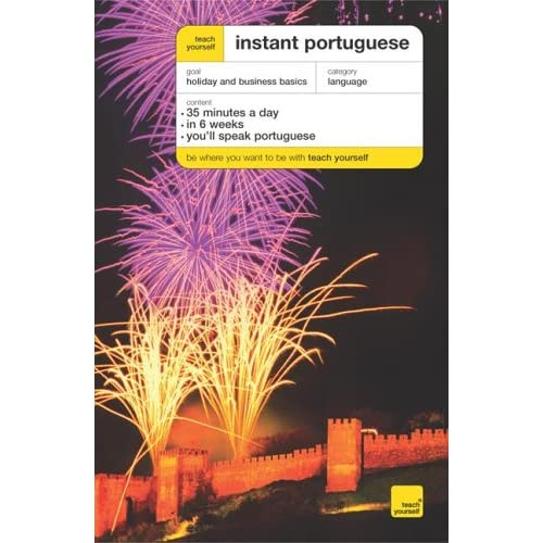 Teach Yourself Instant Portuguese Package (repost)