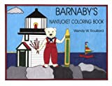 Barnaby's Nantucket Coloring Book (The Barnaby Series)