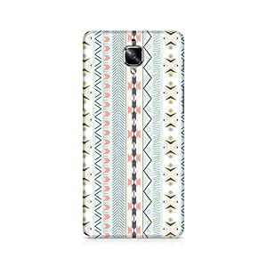 Ebby Tribal Chic03 Premium Printed Case For OnePlus Three