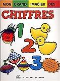 echange, troc Jim Diaz, Melanie Gerth - Mon grand imagier des chiffres - Sélection du Comité des mamans Hiver 2003 (3-6 ans)