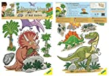 Dinosaur Nursery and Bedroom Walll Stickers