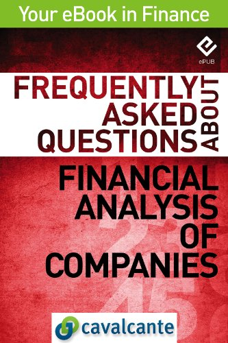 Cavalcante - Frequently Asked Questions About Financial Analysis of Companies (Your eBook in Finance 8) (English Edition)